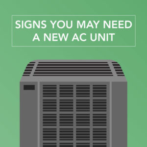 Signs to Replace AC